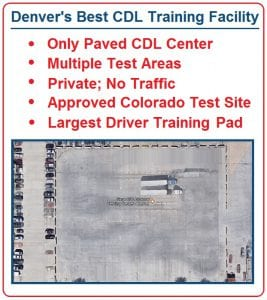 Best CDL Training Facility in Denver