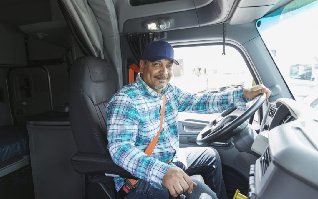 How to select the perfect trucking job for your lifestyle