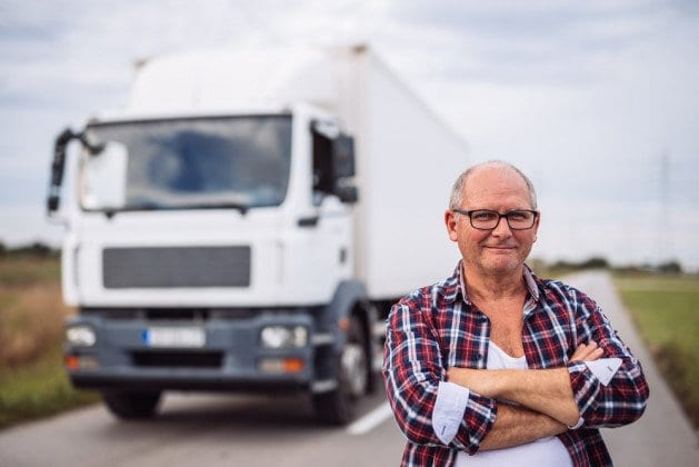 Is Truck Driving as a Second Career Right for You?